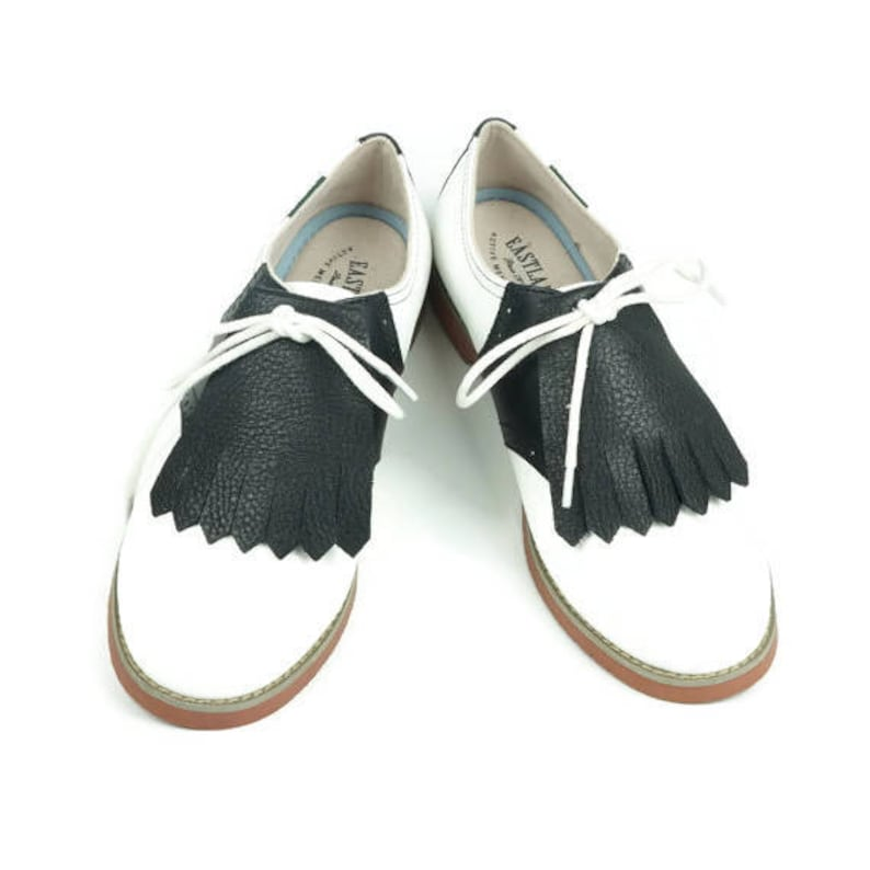 Black Kilties for Womens Golf Shoes Shoe Accessories Gift image 0