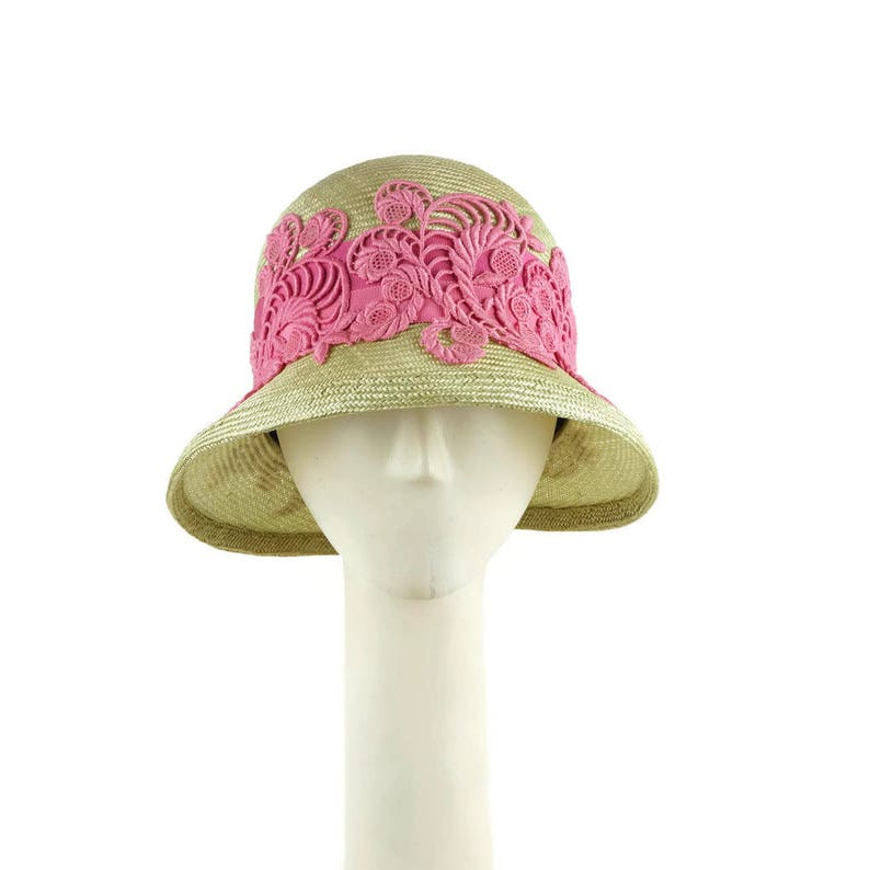 Mother of the Bride Hat Wedding Hat Summer Hat for Women image 0