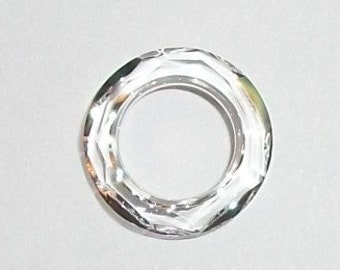 79ffe4e7d Swarovski cosmic ring component style 4139 Clear Crystal -- Available in  14mm, 20mm and 30mm