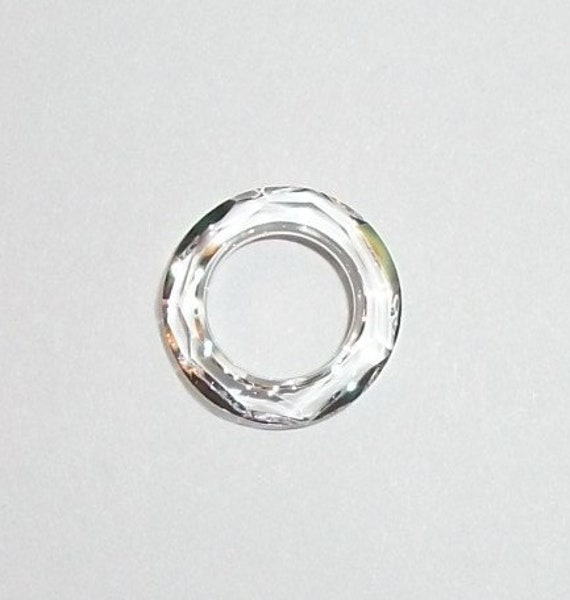 bbee4a1cd Swarovski cosmic ring component style 4139 Clear Crystal   Etsy
