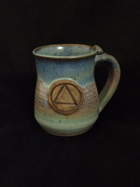 Recovery Mug w/ AA Logo