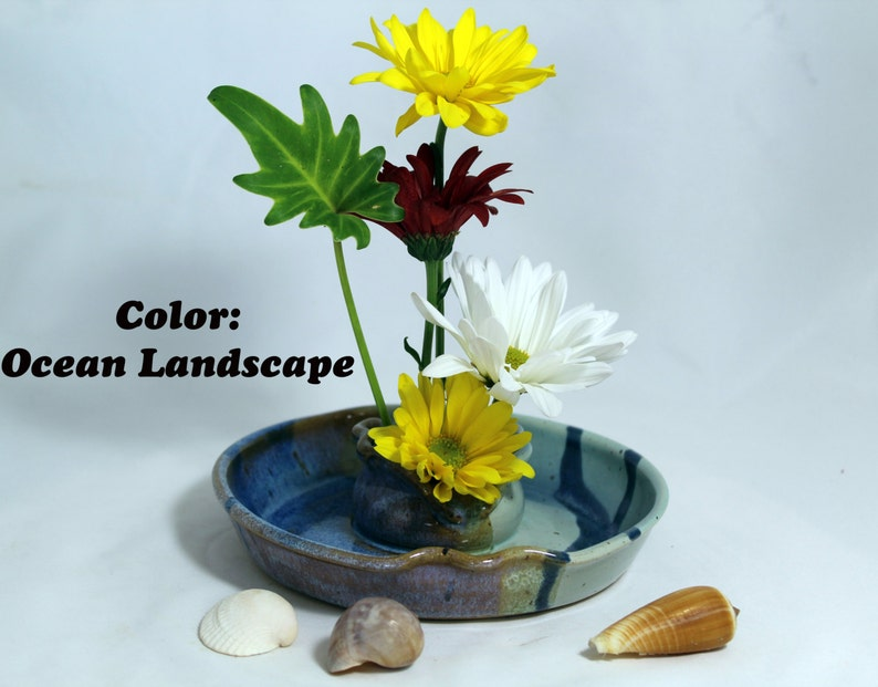 image 0 ... & Large Ikebana Mini Flower Pin Vases | Etsy