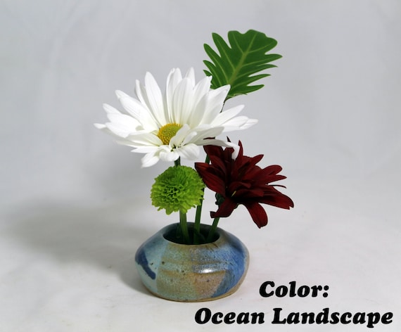 Ikebana - Mini Flower Pin Vases