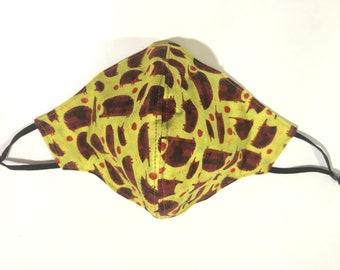 Face Mask 'Hedgehogs'
