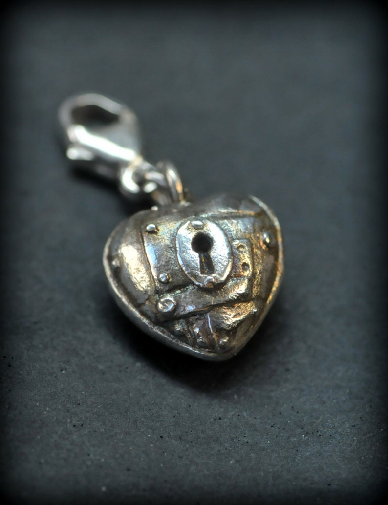Sale NEW Sterling silver miniature charms image 0