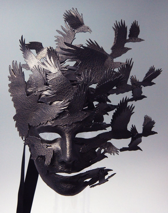 Corvus Flight   Female by Etsy