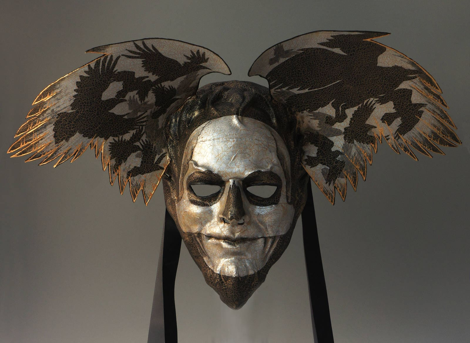 новые ангел с масками картинка проходит веселые