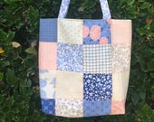 Charm Street Market Tote Kit - Bayberry by Moda