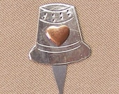 Magnetic Micro Needle Threader - Thimble - by Puffin & Company - For small needle eyes