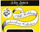 John James Silk Ribbon Embroidery Needle Collection