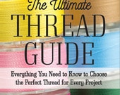 The Ultimate Thread Guide - Paperback - Spiral