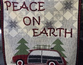 Peace on Earth Quilt Kit ...