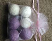 Wool Dryer Balls - 100% Wool