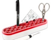 It's Sew Emma - Stash n Store - Red - Tool caddy