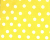 Berenstain Bears - Welcome To Bear Country - Yellow Dot - 1/2 yard