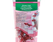 Clover Wonder Clips - 100 ct. - Color Red