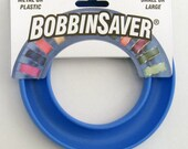 Bobbin Saver in blue - by Grabbit - Holds 20 Bobbins