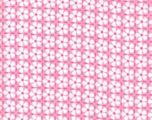 Moda Fabric - Confetti Pink Floral - by Me and My Sister - 1/2 yard - 22328-11 Floral Print - Cotton Fabric