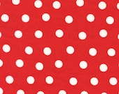Moda Fabric - Berenstain Bears - Welcome To Bear Country Cotton Fabric - Red 55506 23 - Fat Quarter