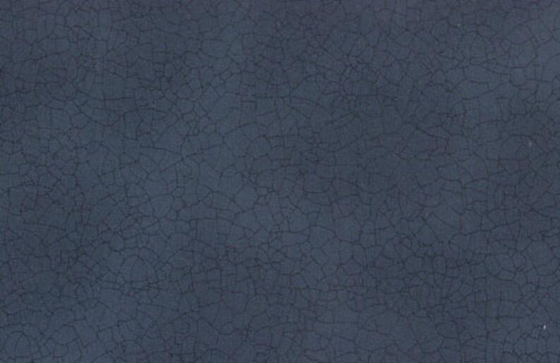 Moda Fabric  Crackle  Dark Blue   1/2 yard  5746  28 Dark image 0