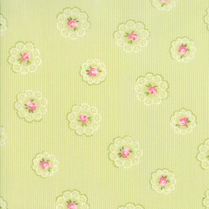 Moda Fabric  Caroline by Brenda Riddle  1/2 yard  18652-14 image 0