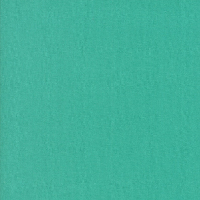 Moda Fabric  Bella Solids  Caribbean light teal  1/2 yard image 0