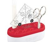 It's Sew Emma Mini Stash n Store - Red - Tool caddy