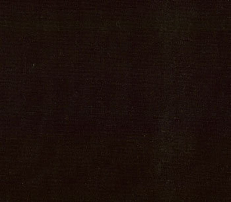 Moda Fabric  Bella Solids  Solid Black 1/2 yard  9900  99 image 0