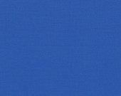 Moda Fabric - Bella Solids - Amelia Blue (royal)  - 1/2 yard - 9900 - 167 Amelia Blue (royal) - Cotton Fabric