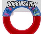 Bobbin Saver in red - by Grabbit - Holds 20 Bobbins
