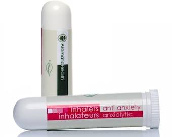 Anti Anxiety Essential Oil Inhaler