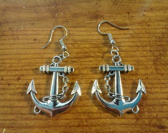 Anchor Earrings 249755