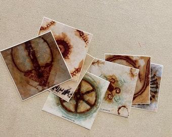Chakra Stickers -  Full Set