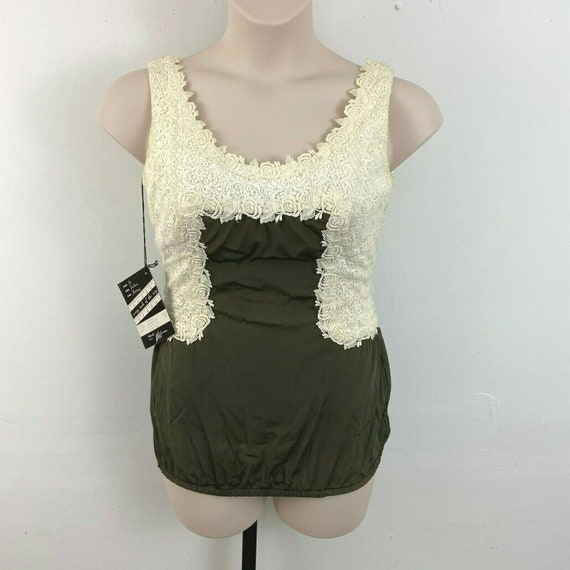Alix of Miami Women's Vintage 50s 1 piece Swimsuit
