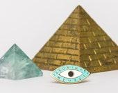 Illuminati Member Enamel Pin