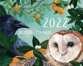 PREORDER 2022 Calendar Beloved Stranger