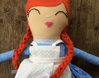 Anne of Green Gables - Dozing Dolly