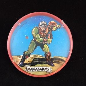 Vintage 1983 He-Man Masters Of The Universe BEAST MAN MOTU Hand Held Dexterity Skill Game Toy 1980/'s