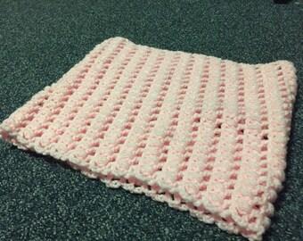Pink Cowl - Adult - Hand Crochet