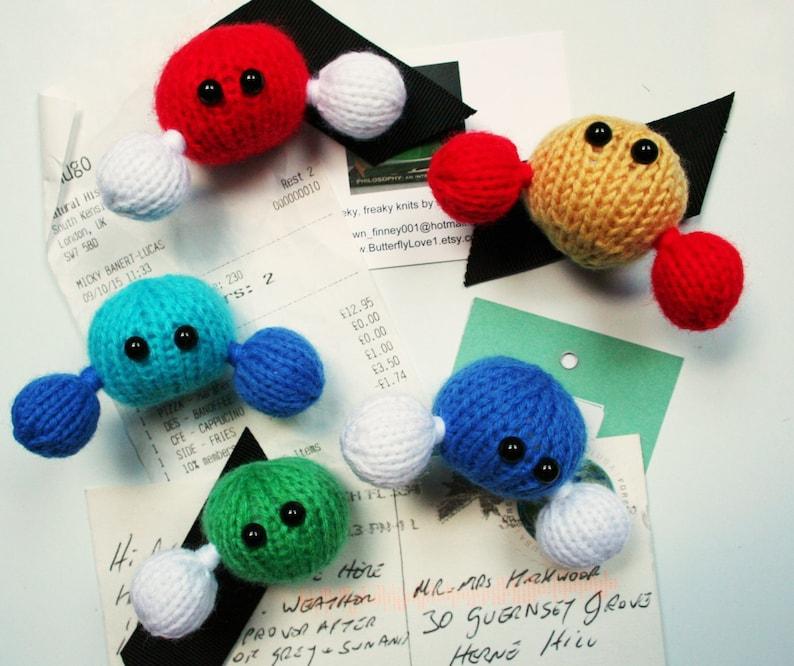 5 Magnetic Molecules