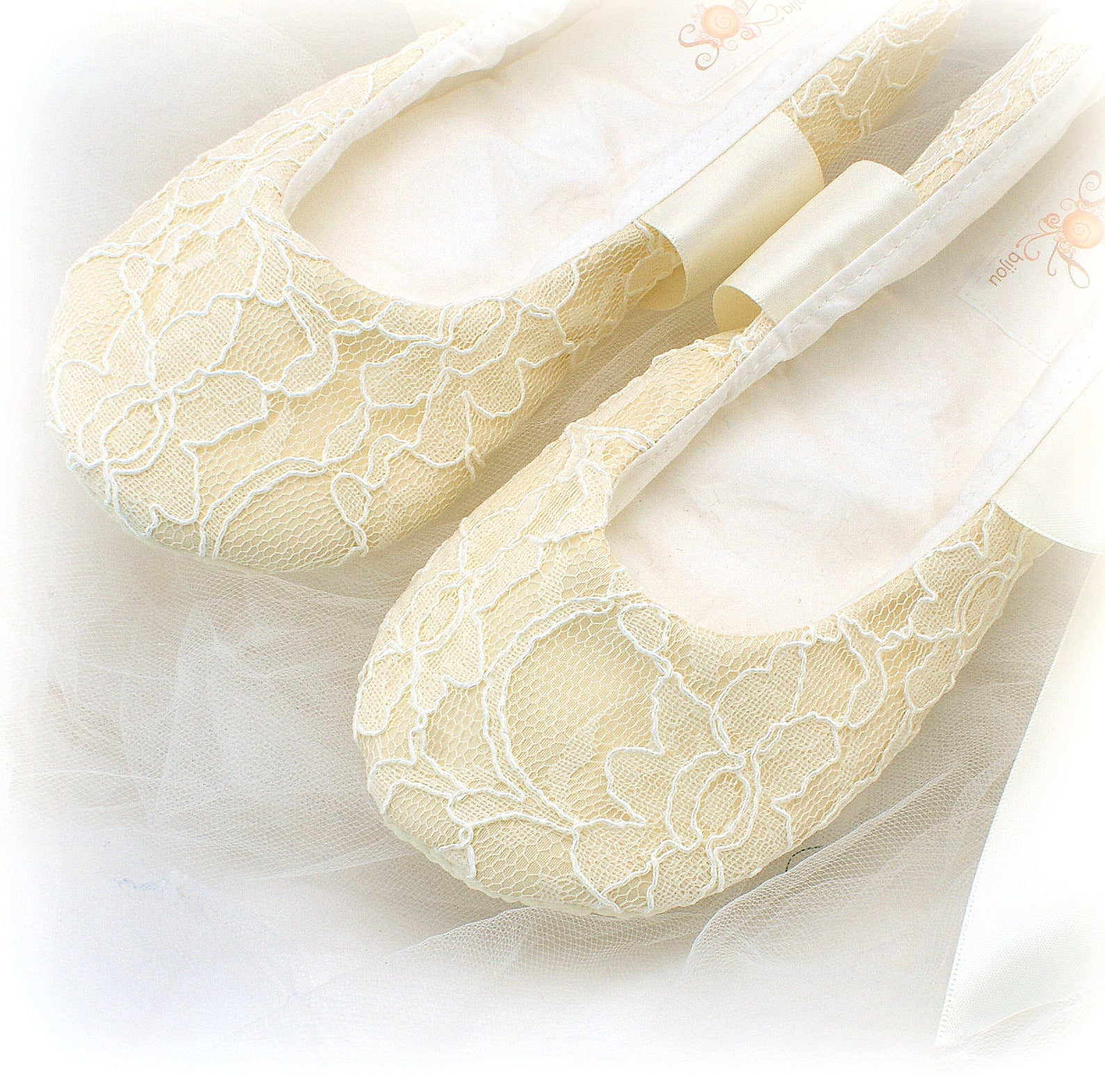 champagne ballet shoes lace ballet flats ivory ballet slippers wedding ballet shoes ivory bridal flats shoes