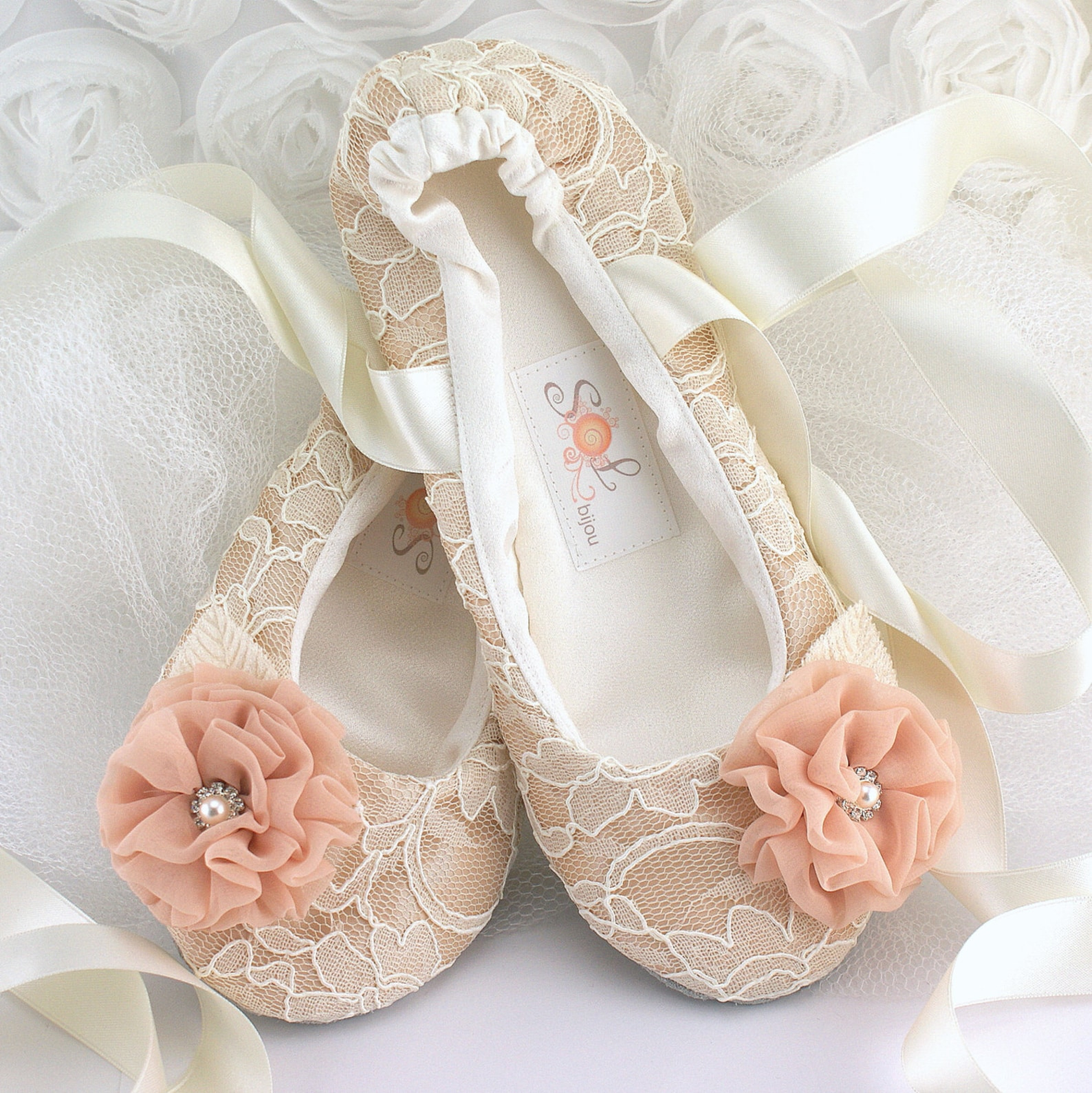 lace ballet flats,rose flats,pink flats,ivory,ballet slippers,wedding flats,flower girl flats,elegant,bridal shoes,ballerina sli