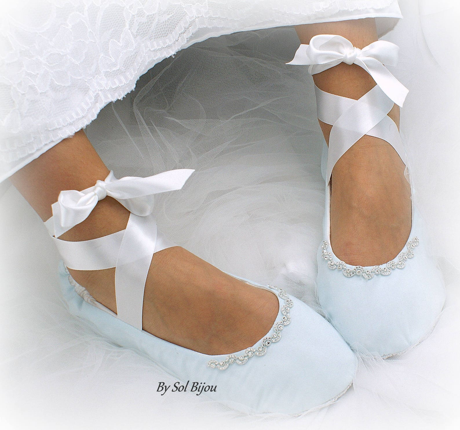 ivory flats, ballet flats, shoes, wedding flats, ivory, flower girl, maid of honor, ballerina slippers, satin, crystals, vintage