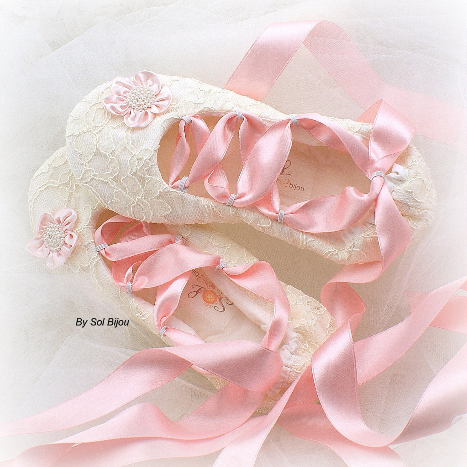 ivory ballet flats, pink ballet shoes, lace bridal shoes, wedding flats, bridal shoes, lace flats, ivory bridal ballet slippers