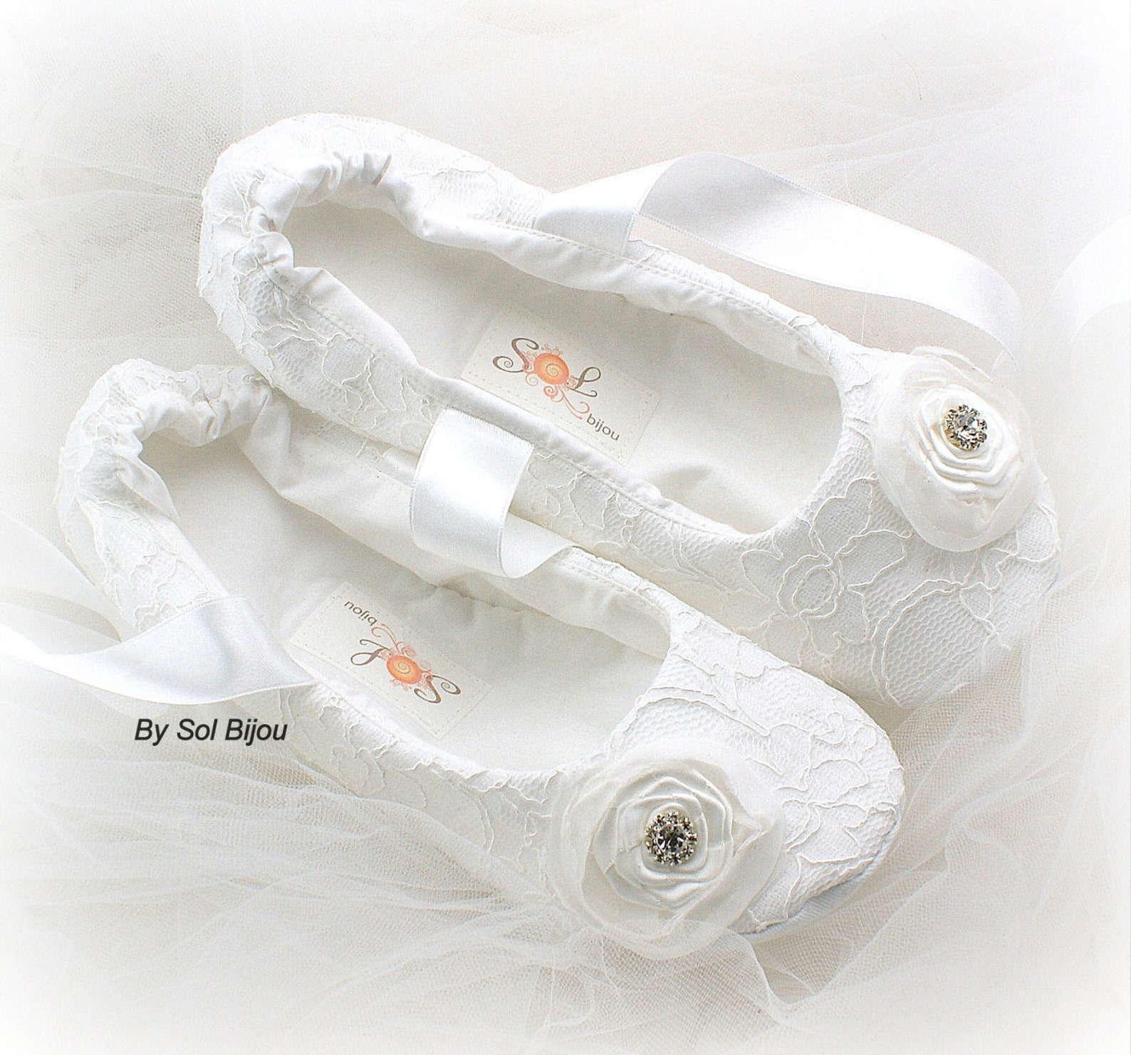 white ballet flats,custom wedding flats,ballet slippers,white lace flats,flower girl flats,first communion,elegant wedding,vinta