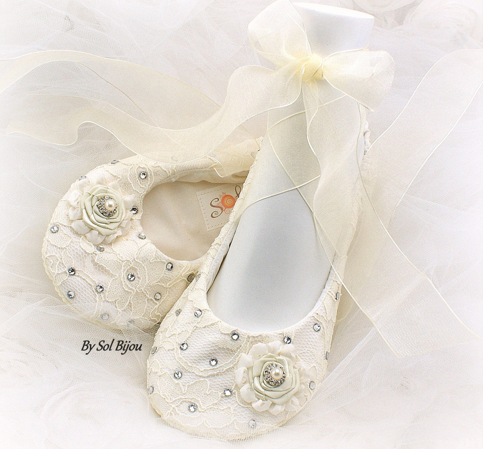 wedding ballet shoes ivory green hot pink bridal ballet shoes wedding flat shoes with crystals custom shoes for brides cinderell