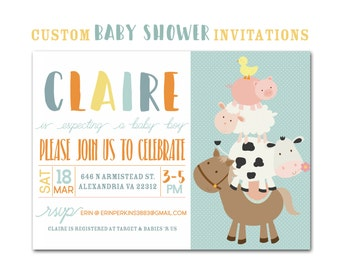 Messy Goes to Okido Birthday Party Invite Invitations Baby