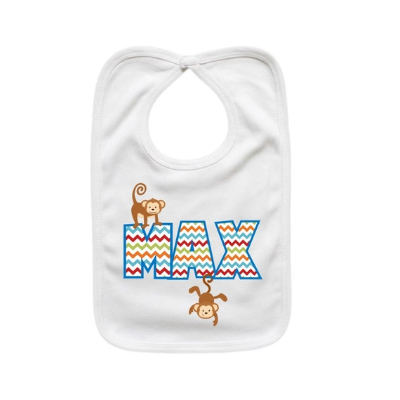 PERSONALISED EMBROIDERED BABY BANDANA BIB CHRISTMAS GIFT BOY GIRL *NEW BABY*
