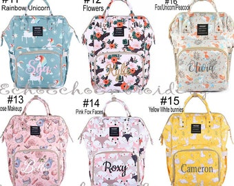 f1897b1a92ed Monogram diaper bag