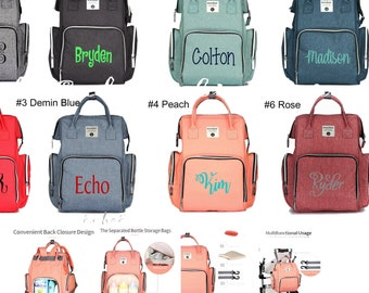 8b1444534256 Monogram diaper bag